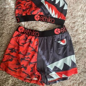 Ethika Short set